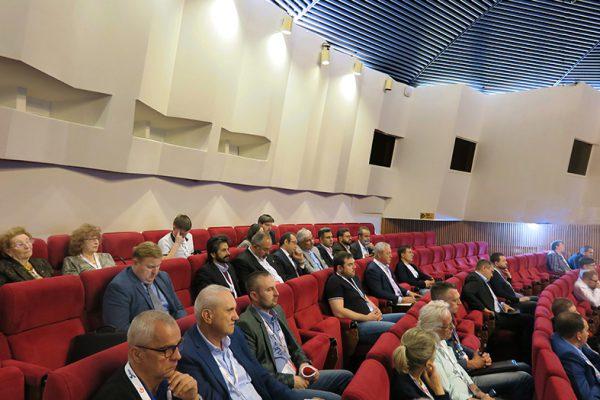 حضور نمایندگان وزارت جهاد و انجمن قارچ  در روز جهانی قارچ روسیه ۲۰۱۹